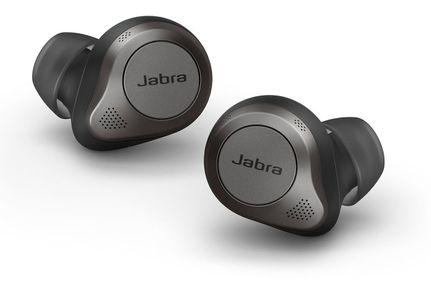 JABRA Elite 85T Titanium Noir