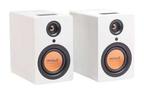 MITCHELL Acoustics - USTREAM One Blanc (la paire)
