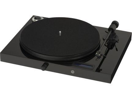 PROJECT JUKE BOX E Piano Black (avec OM5)