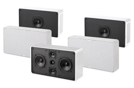 JAMO Pack 5.0 D500 Blanc THX Select 2