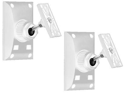 CABASSE ZEF 13 / ZEF 17 Rotule de fixation Blanc (la paire)