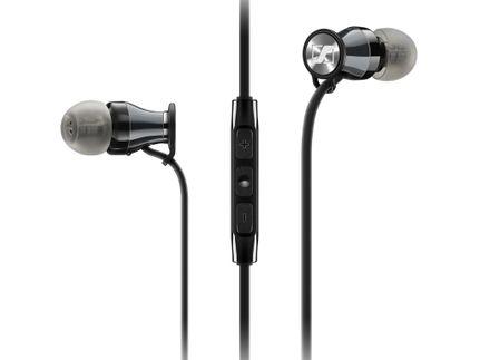 SENNHEISER MOMENTUM In-Ear G Noir/Chrome (Android)