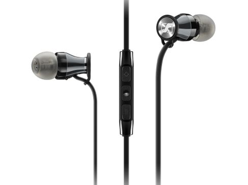 SENNHEISER MOMENTUM In-Ear G Noir/Chrome (Android)